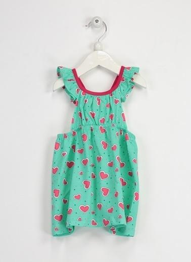 Locopop Elbise Yeşil